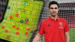Indosport - Arsenal memburu 4 pemain di bursa transfer musim panas, termasuk Emiliano Buendia dan Andre Onana. Seperti apa formasi mereka jika keempat transfer itu terwujud?