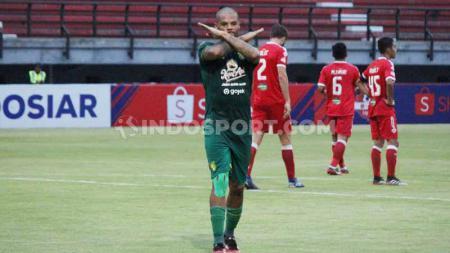 Persebaya Surabaya berhasil finis di urutan kedua klasemen Liga 1 2019 dan mendapatkan kesempatan berlaga di Piala AFC 2020. - INDOSPORT