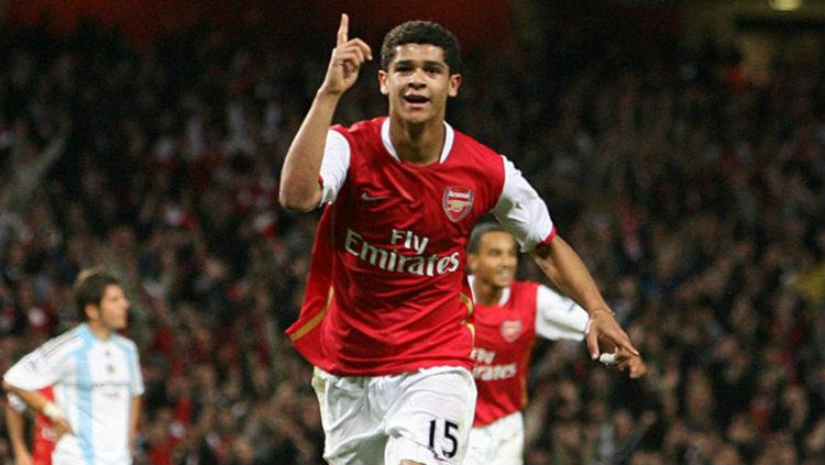 Denilson, eks wonderkid Brasil Copyright: Arsenal.com