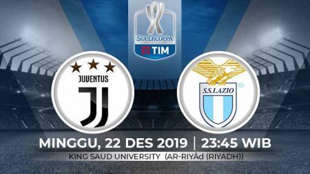 Starting XI Terbaik Kombinasi Juventus vs Lazio di Supercoppa Italia. - INDOSPORT