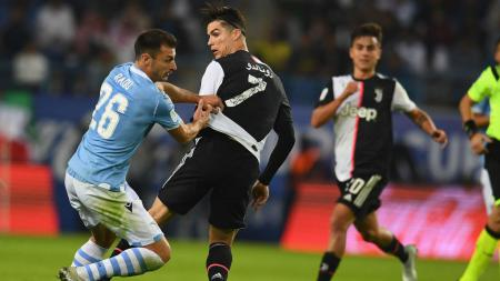 Klub ternama Serie A Liga Italia Juventus harus dipermalukan Lazio saat bermain di ajang Piala Super Italia, Minggu (22/12/19) malam WIB. - INDOSPORT