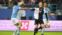 Indosport - Cristiano Ronaldo berhasil kalahkan Romelu Lukaku dan kian dekati puncak top skor Serie A Liga Italia sementara yang masih diduduki Ciro Immobile selaku bomber Lazio.