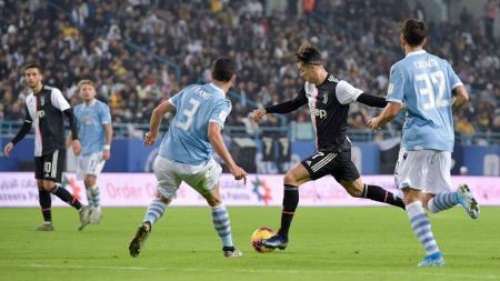 Jadwal Serie A Liga Italia hari ini akan menyajikan big match Juventus vs Lazio. - INDOSPORT