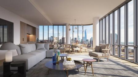 Selain di Miami, Novak Djokovic juga memiliki properti mewah nan stylish di 565 Broome SoHo, New York.