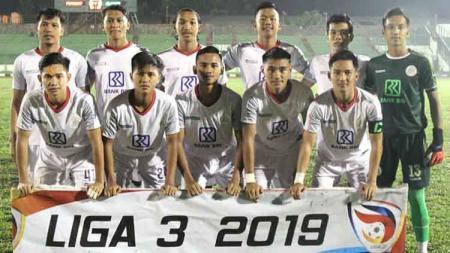 Klub promosi Liga 2 2020, Tiga Naga. - INDOSPORT