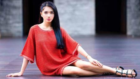 Aktris cantik Angel Karamoy mengaku sudah rindu berenang di Pulau Dewata Bali. Selain menyehatkan, olahraga renang memang bisa membuat pikiran menjadi rileks. - INDOSPORT
