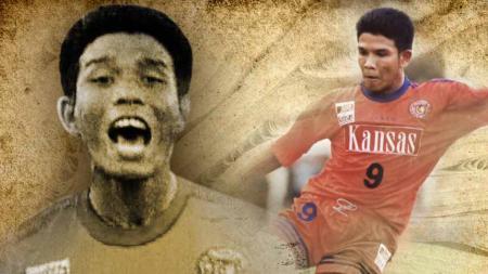 Mantan pemain Persiraja Banda Aceh, Irwansyah yang hilang 15 tahun tragedi tsunami Aceh (2004). - INDOSPORT
