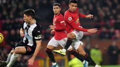 Indosport - Ketajaman Mason Greenwood kala membela Manchester United di Liga Inggris membuat Ole Gunnar Solskjaer membandingkannya dengan sosok Cristiano Ronaldo.