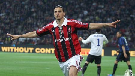 Klub sepak bola Serie A Italia, AC Milan diwartakan segera membuang Krzysztof Piatek usai mereka menemukan calon duet untuk Zlatan Ibrahimovic. - INDOSPORT