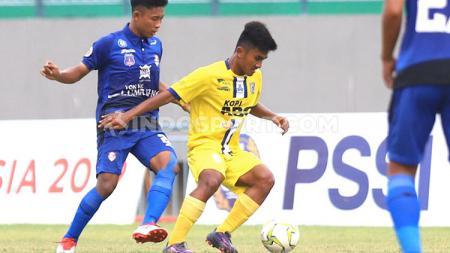 I Putu Gede, eks pelatih Perseru Serui di Liga 1 2018 saat ini sudah resmi melatih klub Liga 2 2020, Putra Sinar Giri (PSG) dan mengaku tertantang. - INDOSPORT