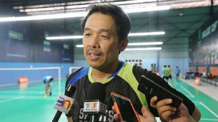 Percaya diri, legenda bulutangkis Malaysia, Rashid Sidek menyebut kalau kehebatan Timnas Indonesia dengan individu sangatlah berbeda di Piala Thomas 2020. - INDOSPORT