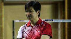 Indosport - Mantan pebulutangkis Malaysia, Cheah Soon Kit.
