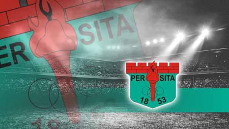 Logo Persita Tangerang. - INDOSPORT