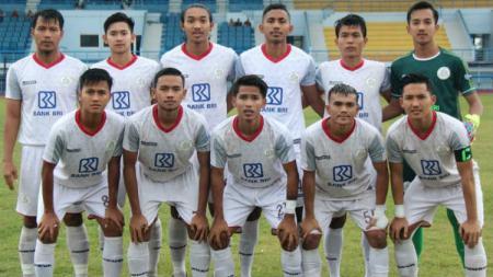 Skuat Tiga Naga didominasi pemain muda saat mengarungi kompetisi Liga 3 2019. - INDOSPORT