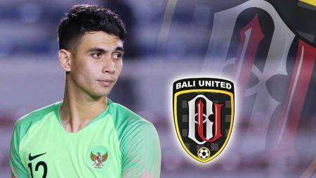 Nadeo Argawinata resmi gabung ke Bali United untuk Liga 1 2020. - INDOSPORT
