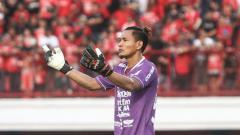 Indosport - Kiper Bali United, Wawan Hendrawan.