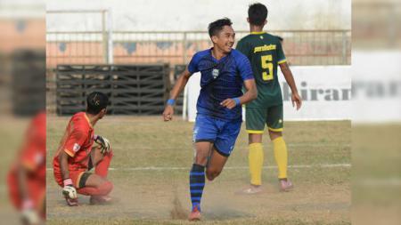Sedikitnya ada lima pemain potensial dari kasta ketiga sepak bola Indonesia yang bisa saja dilirik oleh klub-klub Liga 1 2020 mendatang. - INDOSPORT
