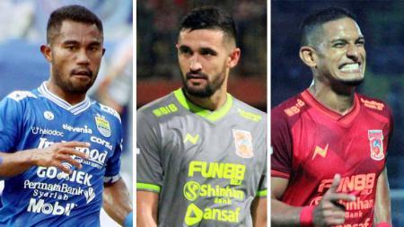 Tiga pemain yakni Ardi Idrus, Javlon Guseynov, Renan Silva sedang dikaitkan erat akan dibawa Mario Gomez jika benar bergabung ke tim Liga 1 Arema FC. - INDOSPORT