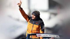 Indosport - Pembalap McLaren, Lando Norris.