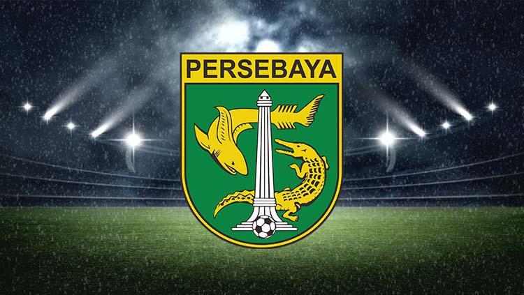 Logo Persebaya Surabaya. Copyright: shutterstock.com/wikipidea.com