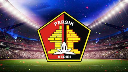 Logo klub Liga 1, Persik Kediri. - INDOSPORT