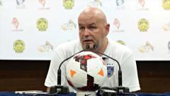 Indosport - Bojan Hodak saat menjadi pelatih Johor Darul Takzim.