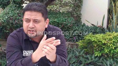 CEO klub Liga 1 PSM Makassar, Munafri Arifuddin. - INDOSPORT