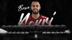 Indosport - Bali United Resmi Pinjamkan Brwa Nouri ke Klub Irak