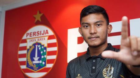 Rafli Mursalim punya jalan terjal untuk memenuhi mimpinya menjadi penerus Bambang Pamungkas di Persija Jakarta jelang Liga 1 2020, apakah dia mampu? - INDOSPORT