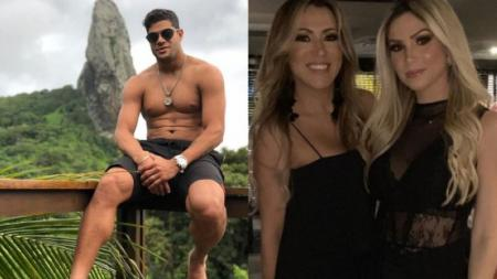 Iran Sousa yang merupakan mantan istri eks bintang timnas Brasil, Givanildo Vieira de Sousa (Hulk), akhirnya menuangkan seluruh perasaannya setelah diselingkuhi - INDOSPORT