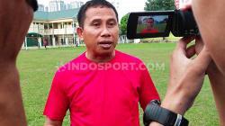 Terkapar di Edy Rahmayadi Cup, Pelatih PSMS Medan: Target Kami Promosi ke Liga 1.