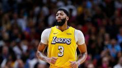 Indosport - Berikut lima fakta tersembunyi tentang Anthony Davis yang menjadi rekan duet LeBron James di LA Lakers.