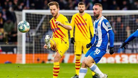 Pesan Berkelas Ivan Rakitic Untuk Lionel Messi dan Barcelona - INDOSPORT