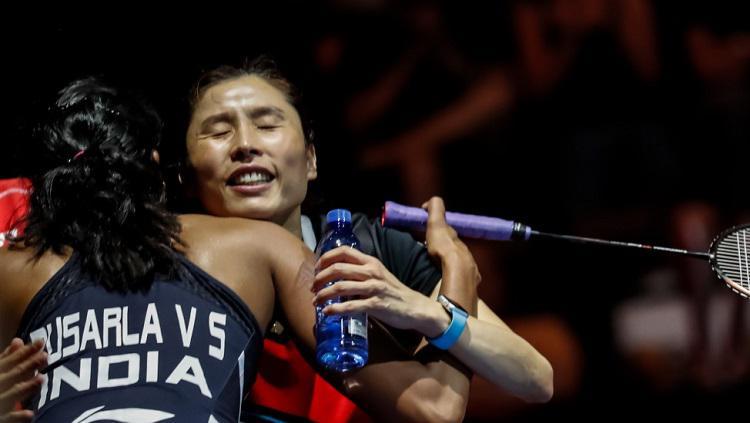 Posting Foto dengan Pose Kocak, Pelatih Korea Selatan Puji Hendra Setiawan Setinggi Langit