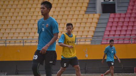 Yongki Aribowo menjadi salah satu pemain yang dilepas Sriwijaya FC jelang Liga 2 2020. - INDOSPORT