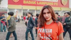 Indosport - Yessi, Jakangel Cantik.