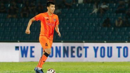 Tamirlan Kozubaev yang dirumorkan merapat ke Persita Tangerang untuk Liga 1 2020. - INDOSPORT