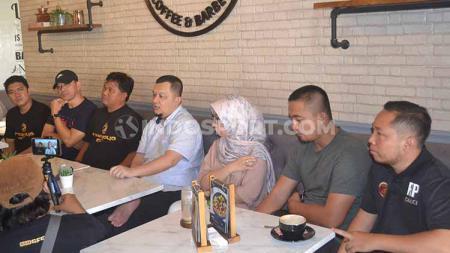 Manajemen Sriwijaya FC berembuk menjelang partisipasi di Liga 2 2020. - INDOSPORT