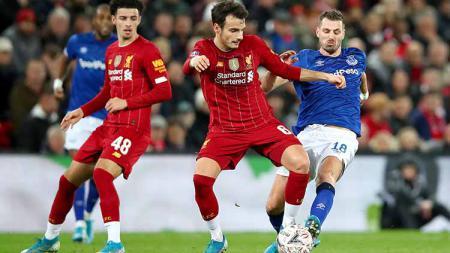 Berikut empat hal yang perlu diketahui dari laga Liverpool vs Everton di ajang Piala FA, Minggu (05/01/20). - INDOSPORT