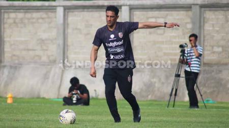 Addison Alves bergabung Bali United sebagai asisten pelatih untuk menyambut Kualifikasi Liga Champions Asia 2020. - INDOSPORT