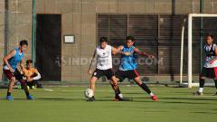 Indosport - Klub Liga 1 Bali United puas dengan hasil tes volume maksimum oksigen (VO2 Max) yang digelar di Stadion Ngurah Rai, Denpasar, Rabu (8/1/20) sore.
