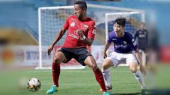 Indosport - Striker asal Brasil Wander Luiz saat masih bermain untuk Becamex Binh Duong (Vietnam).