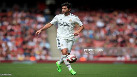 Eks Real Madrid, Victor Sanchez del Amo, dipecat dari jabatan pelatih Malaga akibat video seksnya beredar luas di dunia maya. - INDOSPORT