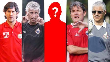 Persija mencari pelatih untuk Liga 1 2020, anti lokal. - INDOSPORT