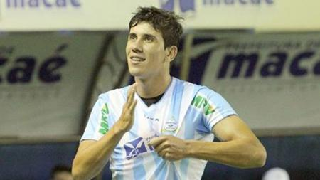 Pemain asal Brasil Giancarlo Lopes Rodrigues baru resmi dikenalkan dan akankah dirinya mampu jadi solusi striker tajam PSM Makassar. - INDOSPORT