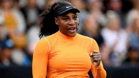 Petenis Serena Williams. - INDOSPORT