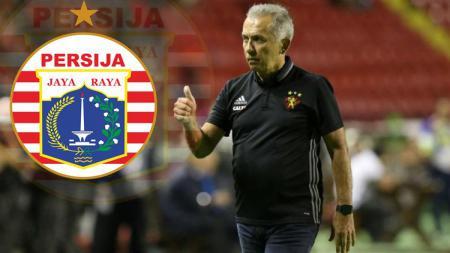 Nelsinho Baptista, pelatih Liga Jepang yang dikaitkan ke klub Liga 1, Persija Jakarta. - INDOSPORT