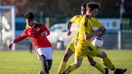 Lawan Garuda Select berikutnya, yakni Preston North End U-18 pada Selasa (25/02/20), pemain harus mewaspadai Ethan Walker yang menjadi sorotan di Inggris. - INDOSPORT