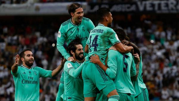 Hasil Pertandingan Piala Super Spanyol: Valencia vs Real ...
