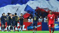 Indosport - Hasil Penyisihan Grup Piala Asia U-23 2020: Thailand ke Perempat Final